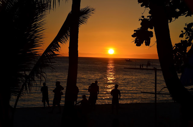 Philippines - Boracay Island - Sunset