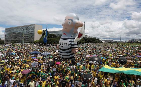 13 de março de 2016 em Brasília.