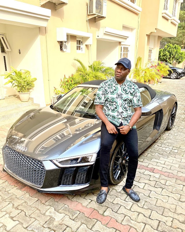 [News]Internet celebrity, Ismaila Mustapha aka Mompha, who is facing money laundering charges before the Federal High Court, has been re-arrested by operatives of the Economic and Financial Crimes Commission EFCC vai xloaded.com.ng