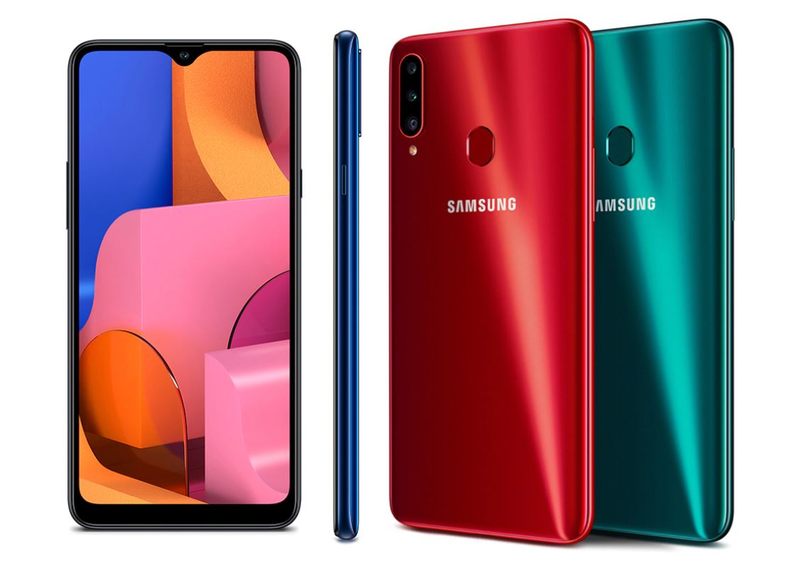 Harga dan Spesifikasi Samsung Galaxy A20s Terbaru di Indonesia