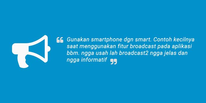 BBM, BC, Broadcast, BB, BlackBerry, Dosa Virtual, BC Alay, disinformasi, HOAX, Berit Bohong