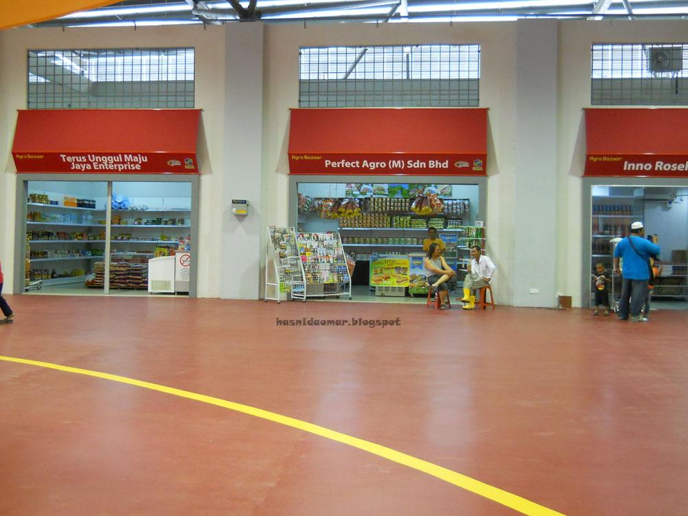 Pasar Gopeng Food Court