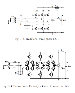 High-Efficiency Three-Phase Current Source Rectifier Using