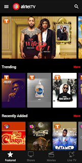 Airtel TV app launched