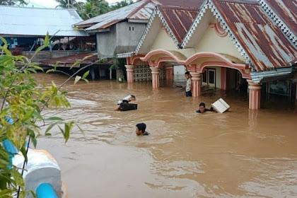 Beberapa solusi banjir yang dapat dilakukan pemerintah dan masyarakat