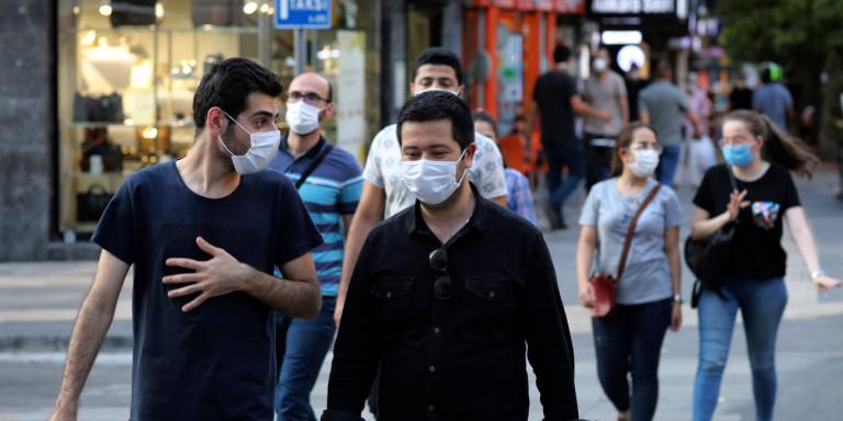 Κορονοϊός: «Έκρηξη» κρουσμάτων στην Τουρκία