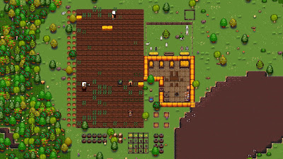 Lords And Villeins Game Screenshot 6