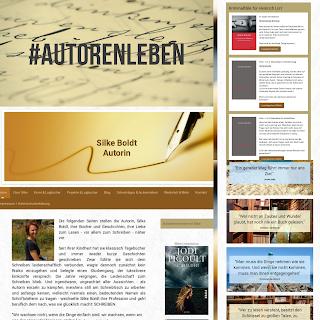 Was ist neu auf meiner Homepage ... ein Update - Blog Silke Boldt