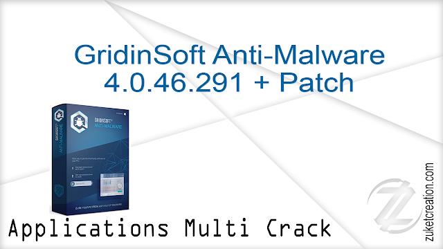 GridinSoft Anti-Malware 4.0.46.291 + Patch