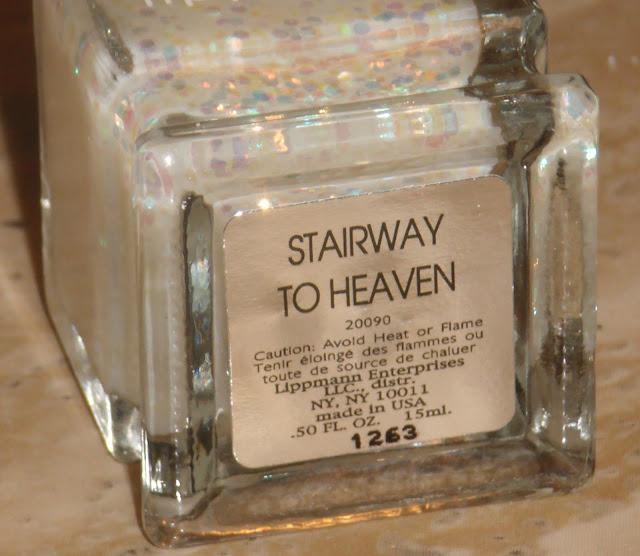 Piggieluv Freehand Stairway To Heaven Nail Art: Bad Hues, Woohoo! Pinksheetprostitute Reblogged One Of My
