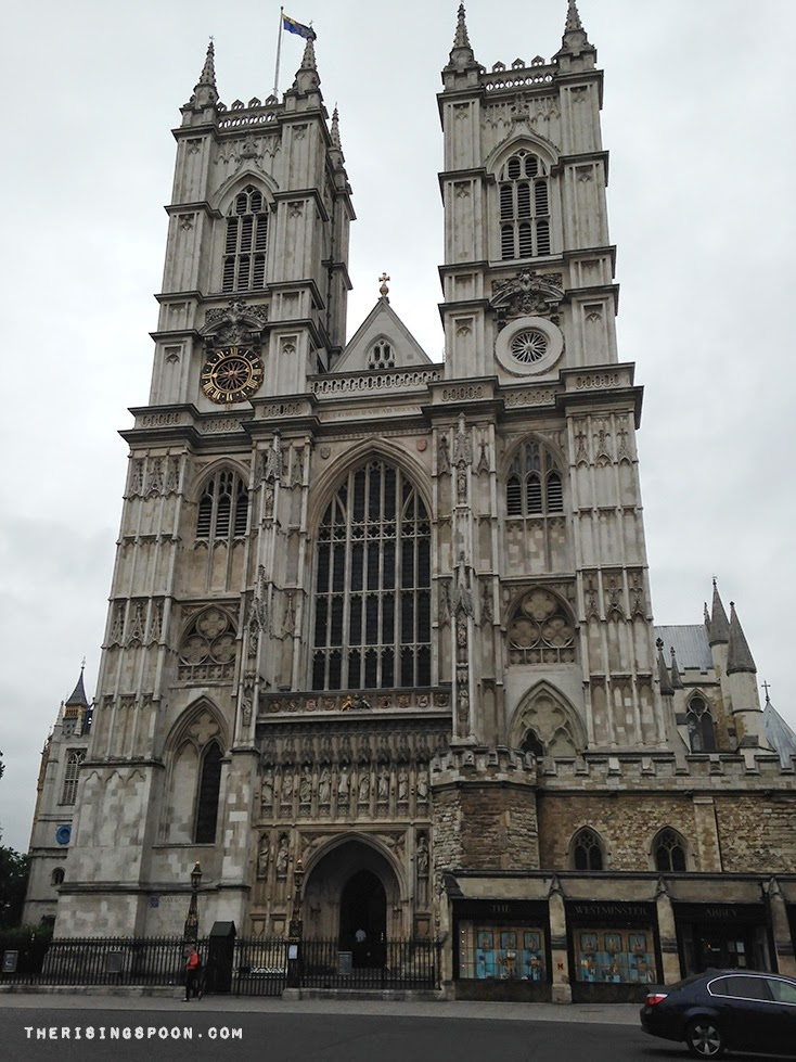 Westminster Abbey | therisingspoon.com