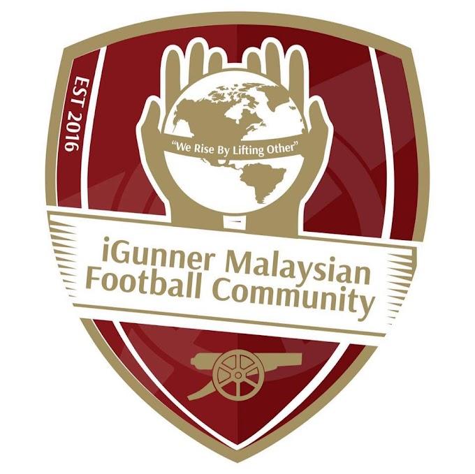 IGUNNER MALAYSIAN FOOTBALL COMMUNITY Bantu Pelajar Kurang Kemampuan Melalui Gerobok Rezeki