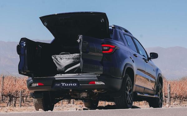 Novo Fiat Toro 2022 Ultra 2.0 Turbo Diesel 4x4