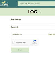 Login linkshrink