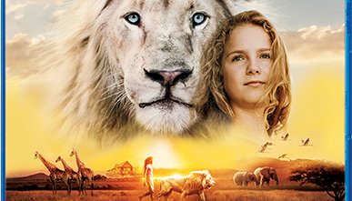 """""""Mia and the White Lion"""" Arrives on Blu-ray, DVD and Digital on July 2! Enter to Win a Copy ~ 3 Winners!"""