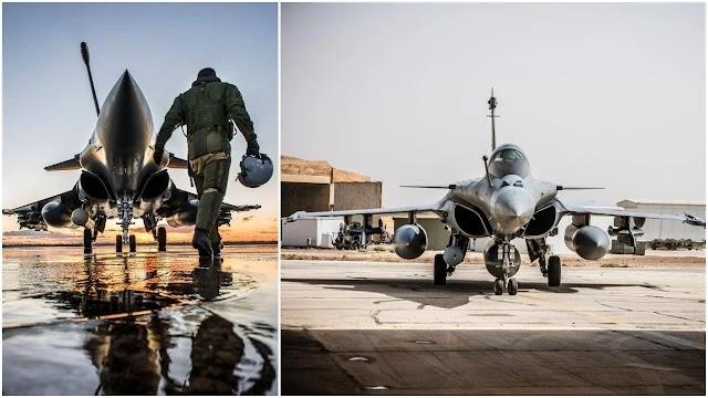 «Ανίκητα τα RAFALE»-Ασπίδα προστασίας στις Τουρκικές προκλήσεις: Εντυπωσιασμένοι οι Έλληνες ιπτάμενοι στο Mont-de-Marsan
