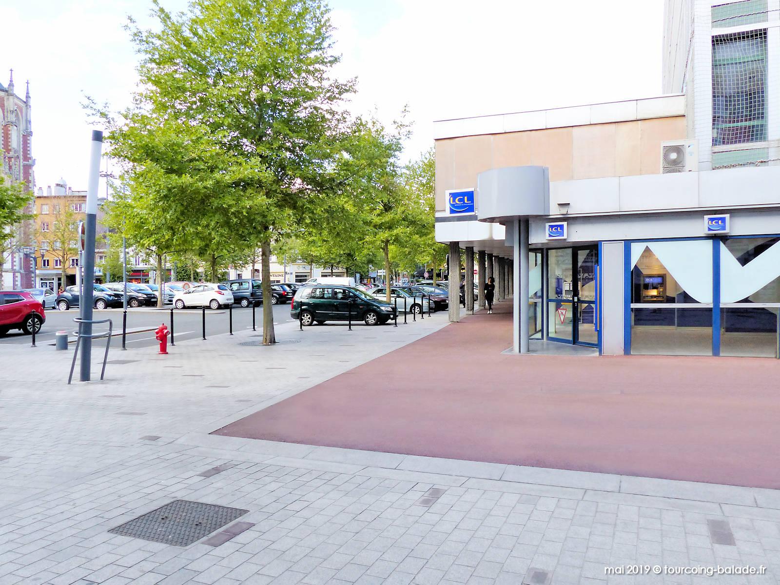 LCL Banque Assurance, Tourcoing