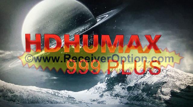 HDHUMAX 999 PLUS 1507G 1G M8 SOFTWARE NEW UPDATE WITH IPFOX IPTV