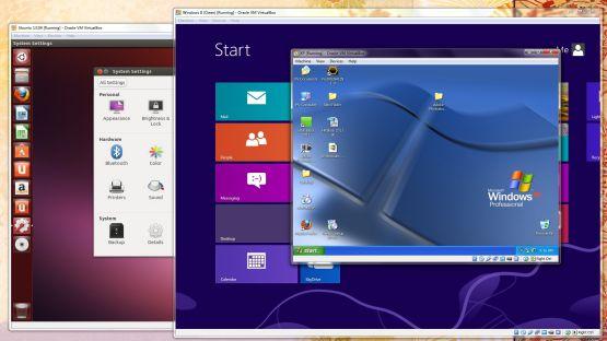 VirtualBox screenshot 2