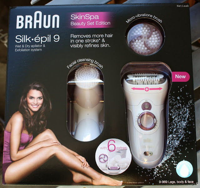 Silk-épil 9 SkinSpa beauty  Set Edition  9-969