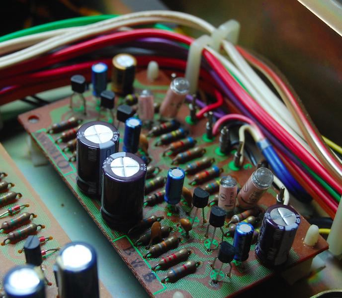 Vintage Hi-Fi Audio Restorations: Adam B's Pioneer SX-950 ...