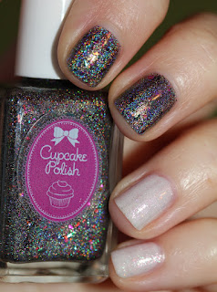 Destination Duo Blue-Eyed Girl Lacquer Kanpai and Cupcake Polish Cheers