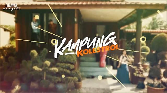 Drama Kampung Kolestrol Di TV9 (Slot Diandra)