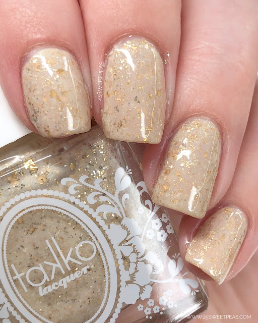 Takko Lacquer Gilded Lily 25 Sweetpeas