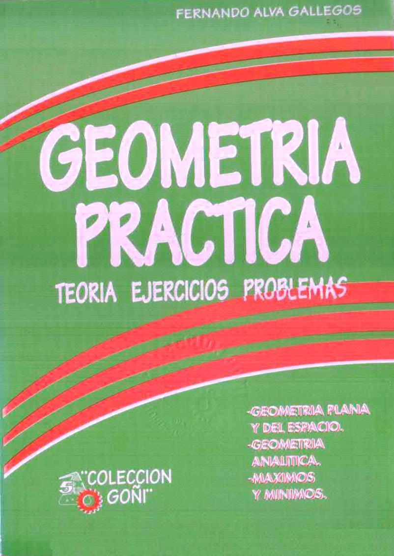 Geometría Practica – Fernando Alva Gallegos