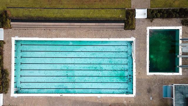 Poolwasser milchig