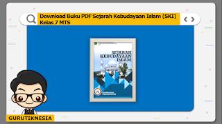 download ebook pdf  buku digital sejarah kebudayaan islam kelas 7 mts
