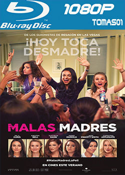 Malas madres (2016) BDRip 1080p DTS