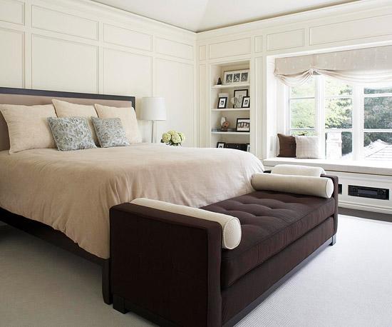 Neutral Bedroom Decor: Neutral Bedroom Decorating Ideas