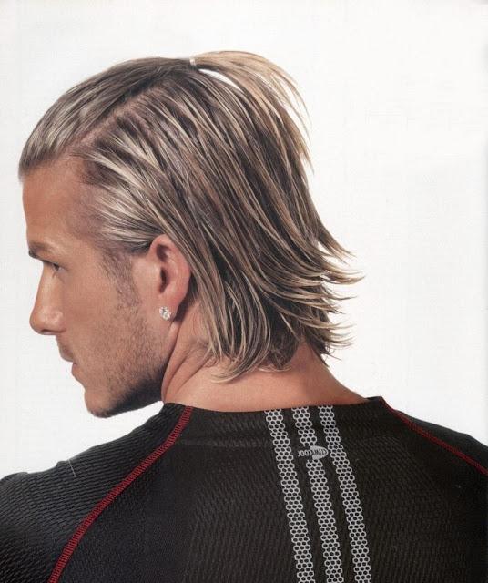 David Beckham Layered Style