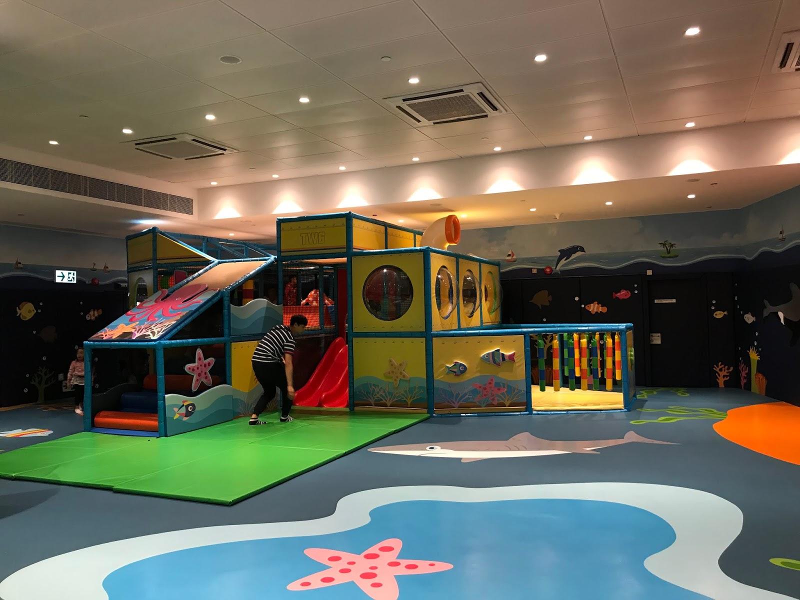 【室內放電】荃灣 | 全新免費荃灣體育館兒童遊戲室 – AllAboutAlfred