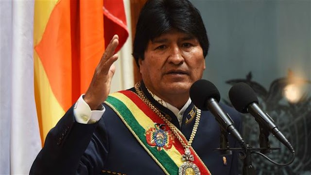 Look to South America not US: Bolivia to Mexico