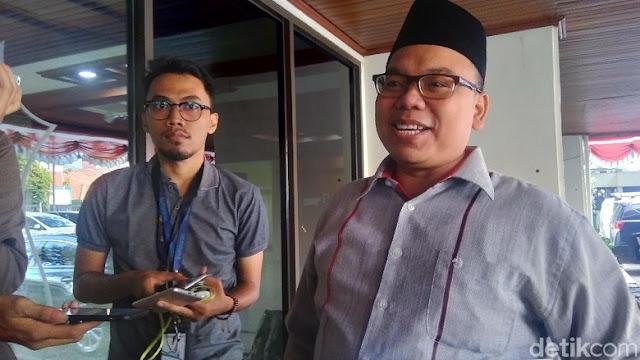 Klarifikasi Postingan soal Lion Air, Mustofa Nahra Datangi Bareskrim