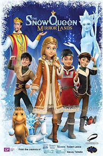 The Snow Queen: Mirrorlands (2020) [Latino-Ruso] [Hazroah]