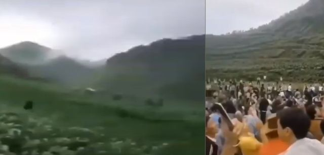 Mysterious Sound Coming Out Of Weining, Guizhou in China  Mysterious-sound-china