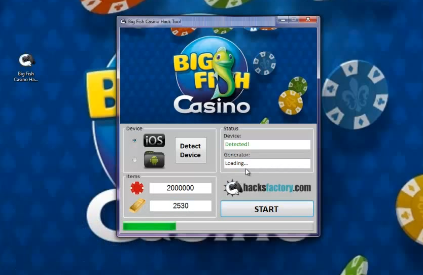 Big fish casino vip hack