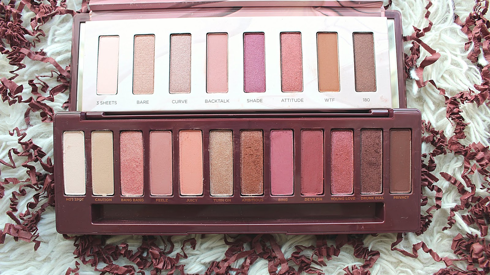 Naked 1 Urban Decay Palette