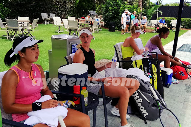 Kalahkan Ganda Amerika Serikat, Aldila/Erin Melaju ke Semifinal ITF W100K Bonita Springs