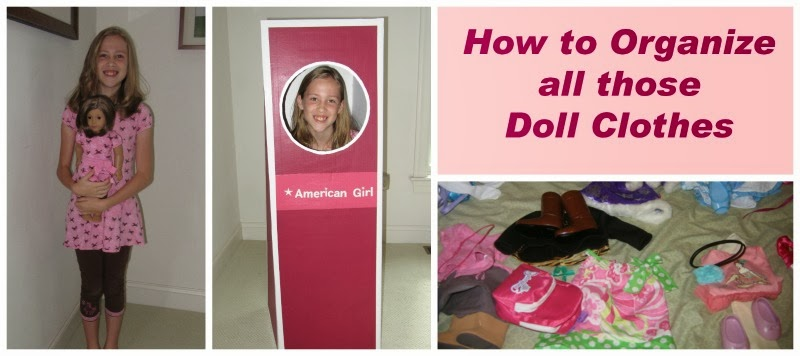 Charmant Organizing American Girl Doll Clothes