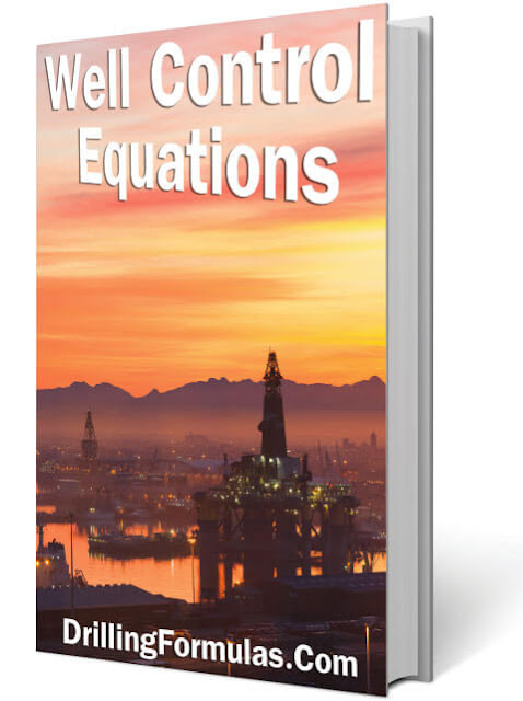 well control equations ebook is one of the most important subjects for drilling engineer (IWCF)