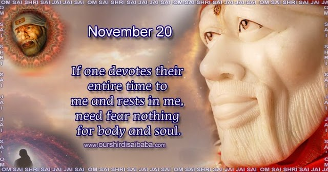 My Sai Blessings - Daily Blessing Messages-Shirdi Sai Baba Today Message