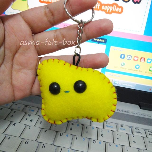 Cute Felt Keychains