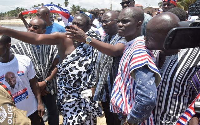 We will vote against NDC - Ghana Shortest Association