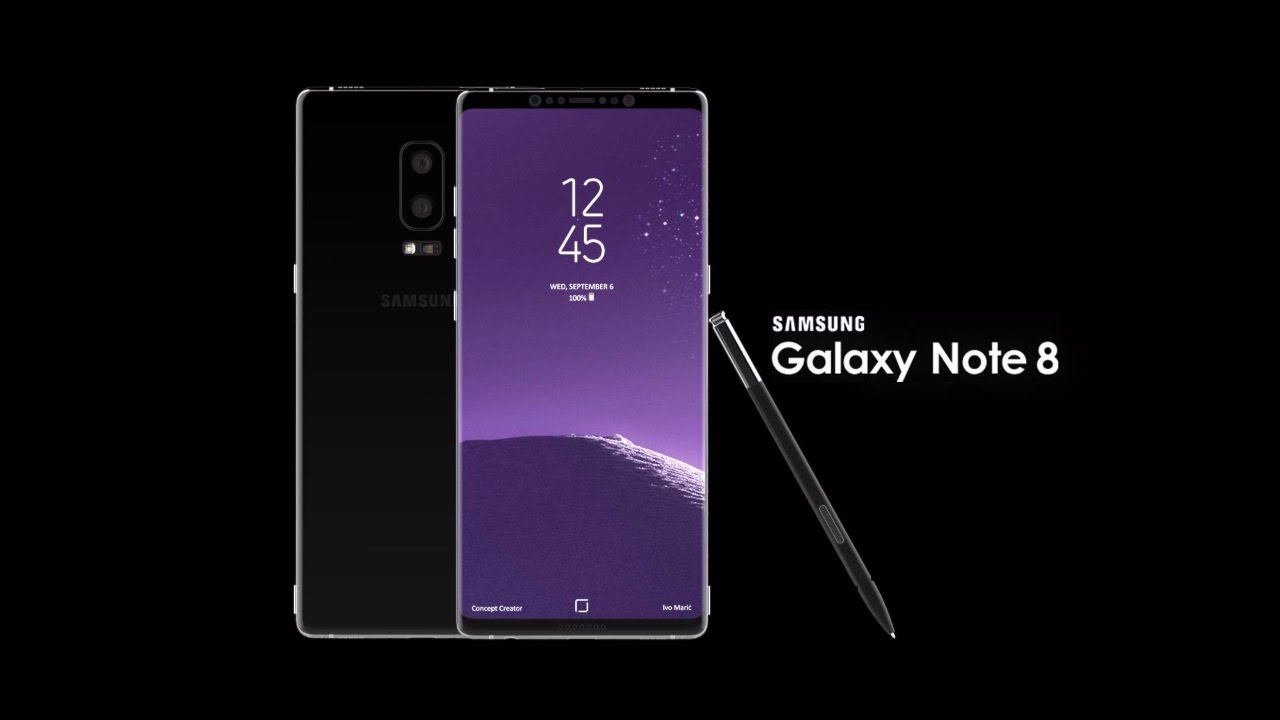 The Galaxy Note 8, will be held on August 26 in New York