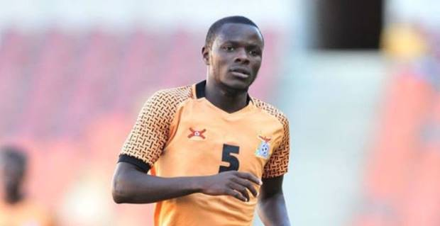 Lazarous Kambole from Zesco United