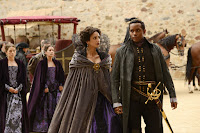 Medalion Rahimi and Sterling Sulieman in Still Star-Crossed (11)